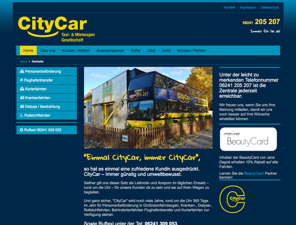 website_portfolio_citycar